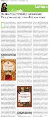 Os mistérios e segredos trancados no Vaticano e outras curiosidades romanas