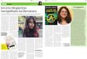 Jovens blogueiras mergulham na literatura