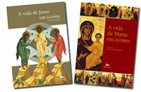 Arte sacra retrata a vida de Jesus e da Virgem Maria em obras de iconografia