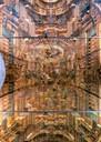 Pintura no forro da Biblioteca da Sé de Salvador