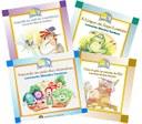 Coleção infantil aborda temas de saúde e higiene