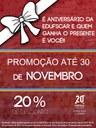 EdUFSCar comemora aniversário com promoção em todo catálogo