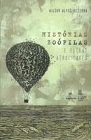 Wilson Alves-Bezerra autografa 'Histórias zoófilas e outras atrocidades' durante a XII Feira Universitária do Livro de Curitiba