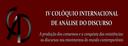 EdUFSCar lança três títulos de Análise do Discurso em colóquio sobre o tema