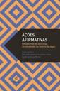 Coletânea reúne pesquisas sobre ações afirmativas de inclusão na UFSCar