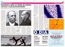 Coluna O Show do Cérebro no jornal O Dia - 05/05/2015