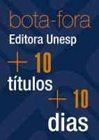 Editora Unesp amplia bota-fora: mais 10 títulos, mais 10 dias