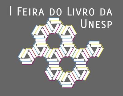 Logo Feira do Livro da Unesp