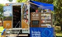 Araraquara recebe Livraria Unesp Móvel
