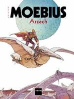 Editora Nemo lança quadrinho inédito do artista francês Moebius