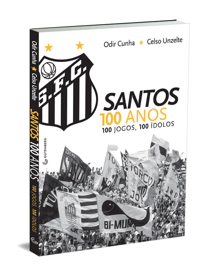 Santos ganha publicação oficial em comemoração a seu centenário db4aaf70aac34