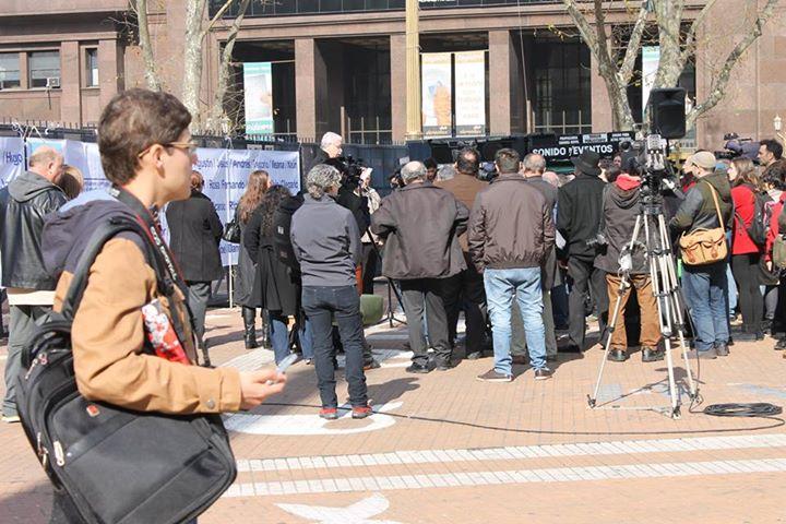 Participante do Jornalismo Sem Fronteira em Buenos Aires 2