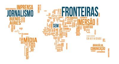 Logo Jornalismo Sem Fronteiras
