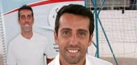 Edu Gaspar é único brasileiro em evento esportivo europeu