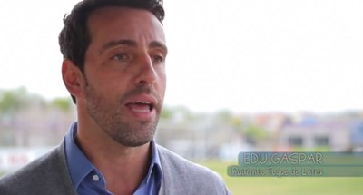 Vídeo com Edu Gaspar