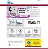 Liga do Desporto lança novo site e vídeo institucional