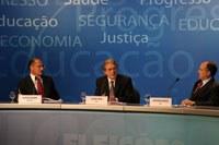 Bivar defende reformas fiscal e administrativa em debate