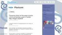 Pluricom adere ao Twitter para estreitar relacionamento com jornalistas e parceiros