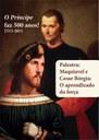 PUC-SP promove discussão sobre Maquiavel e Cesar Bórgia