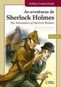 Sherlock Holmes ganha edição bilíngue e auxilia no aprendizado da língua inglesa