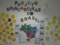 Brincadeiras revelam diversidade cultural brasileira