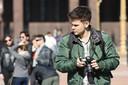 Participante do Jornalismo Sem Fronteira em Buenos Aires 1
