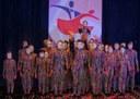 Dançarinos dão show no 4º Festival de Dança Fabrícia Gaspar