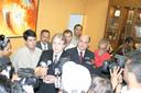 Luciano Bivar visita prefeitura de Osasco