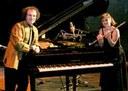 Gorog e Francesca Seri tocam de Mozart a Nino Rota