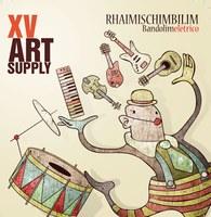 Prêmio Art Supply lança CD do grupo acústico Bandolim Elétrico