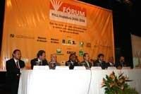 Gilberto Gil e Fernando Haddad anunciam linhas de ação para a política nacional do livro